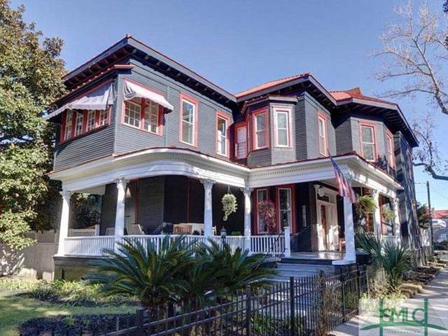 120 W 37th Street, Savannah, GA 31401 (MLS #213153) :: Liza DiMarco
