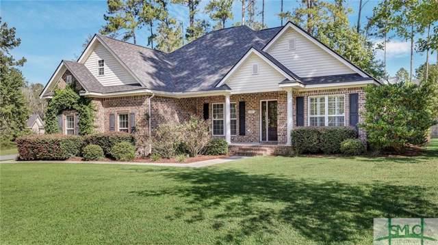 137 Sweetwater Circle, Rincon, GA 31326 (MLS #213158) :: The Randy Bocook Real Estate Team