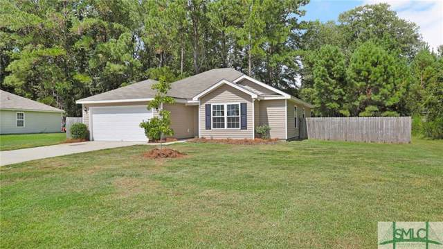 41 Farrington Circle, Guyton, GA 31312 (MLS #214163) :: Keller Williams Coastal Area Partners