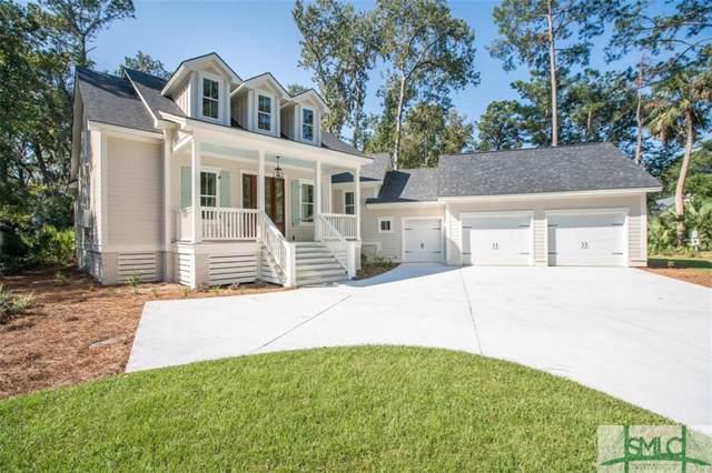 1 Hopkey Court, Savannah, GA 31411 (MLS #214171) :: Coastal Savannah Homes