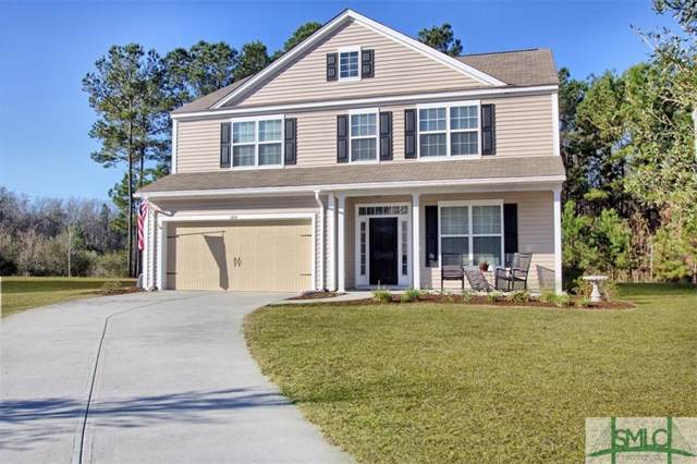 203 Cattle Run Way, Pooler, GA 31322 (MLS #214179) :: Teresa Cowart Team