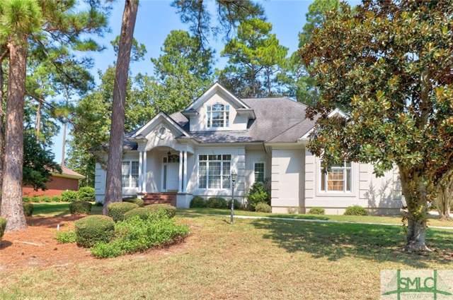 116 Pine Lakes Avenue, Savannah, GA 31405 (MLS #214181) :: Coastal Savannah Homes