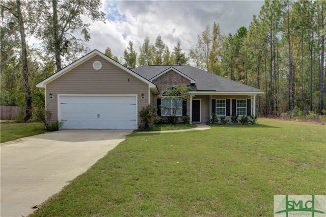 28 Timberland Drive NE, Ludowici, GA 31316 (MLS #214188) :: The Arlow Real Estate Group