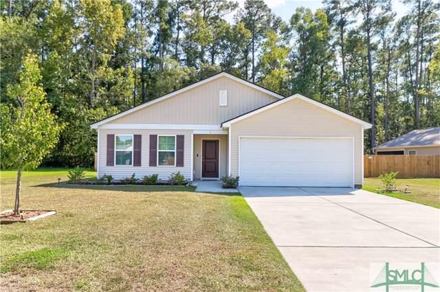 8 Easy Street, Guyton, GA 31312 (MLS #214189) :: The Arlow Real Estate Group
