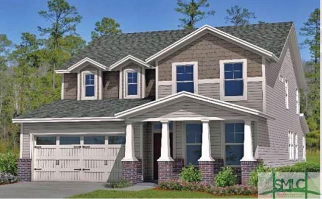 26 Brookhaven Drive, Savannah, GA 31407 (MLS #214212) :: Liza DiMarco