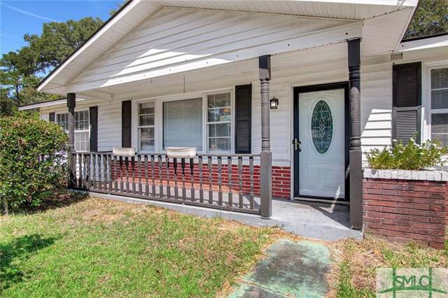 8508 Laberta Boulevard, Savannah, GA 31406 (MLS #214226) :: Keller Williams Coastal Area Partners