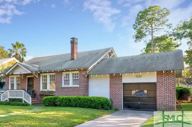 1507 E 51st Street, Savannah, GA 31404 (MLS #214232) :: Keller Williams Coastal Area Partners