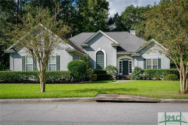 13 Wild Thistle Lane, Savannah, GA 31406 (MLS #214234) :: McIntosh Realty Team