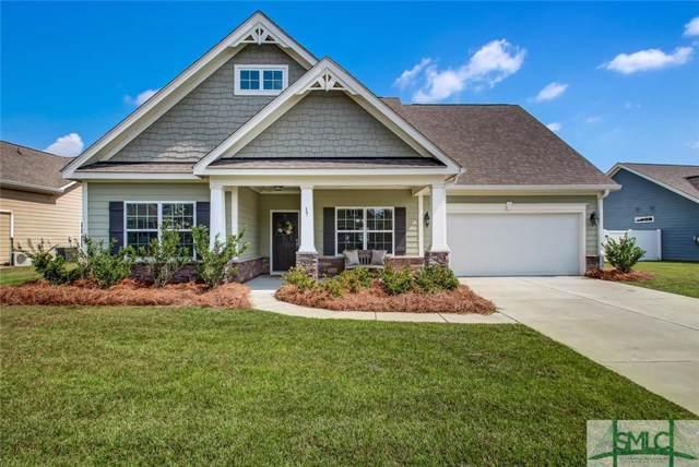 17 Belle Gate Court, Pooler, GA 31322 (MLS #214240) :: Heather Murphy Real Estate Group