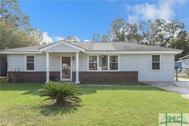 208 Olmstead Place, Garden City, GA 31408 (MLS #214245) :: RE/MAX All American Realty