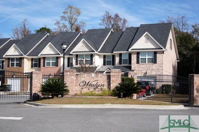 45 Weslyn Park Drive, Savannah, GA 31419 (MLS #214251) :: Keller Williams Coastal Area Partners