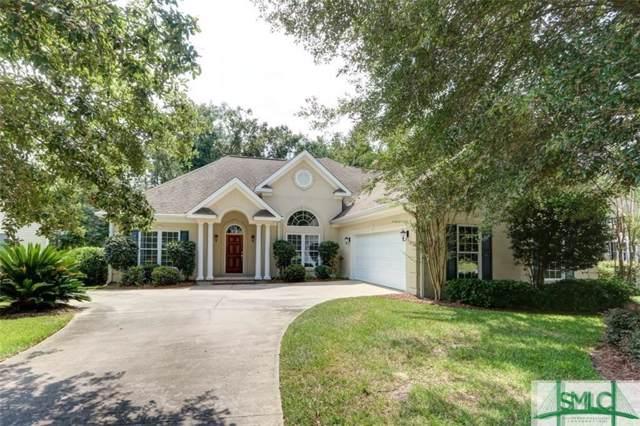 67 White Oak Bluff, Savannah, GA 31405 (MLS #214256) :: Coastal Savannah Homes