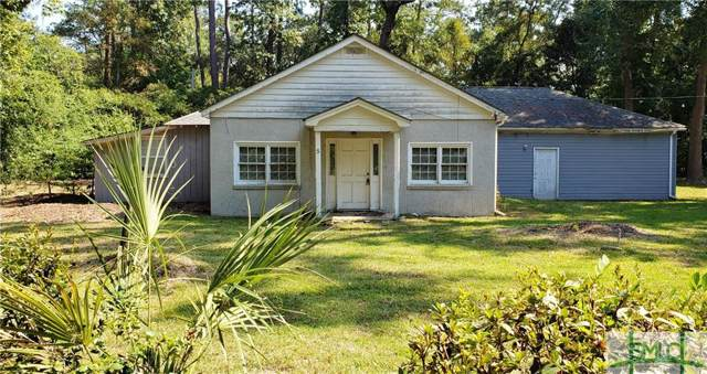 5 Hopecrest Ave Avenue, Savannah, GA 31406 (MLS #214268) :: Keller Williams Coastal Area Partners