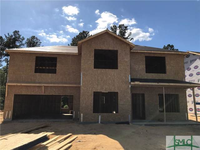 349 Coconut Drive, Bloomingdale, GA 31302 (MLS #214271) :: The Randy Bocook Real Estate Team