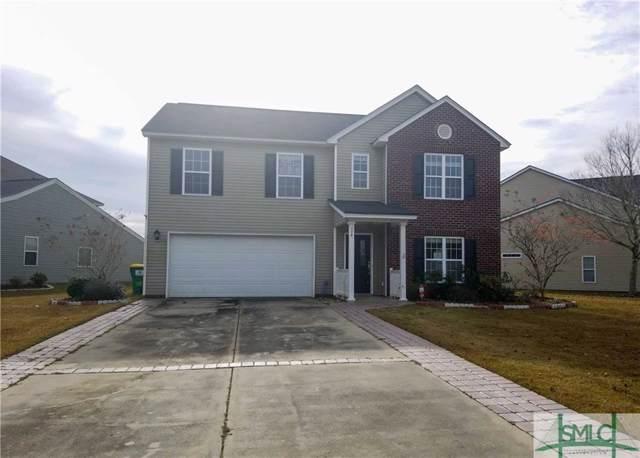 175 Hamilton Grove Drive, Pooler, GA 31322 (MLS #214279) :: Teresa Cowart Team