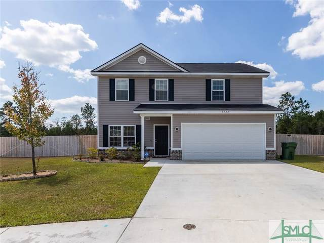 1322 Windrow Drive, Hinesville, GA 31313 (MLS #214289) :: Teresa Cowart Team