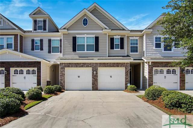 251 Durham Park Way, Pooler, GA 31322 (MLS #214292) :: Coastal Savannah Homes