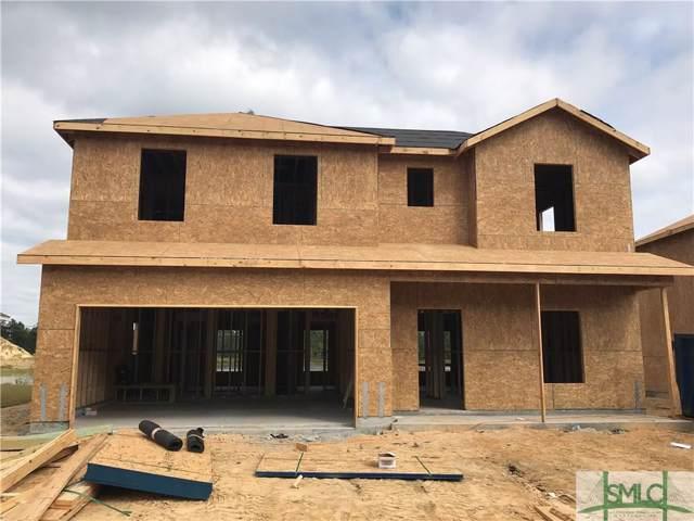 350 Coconut Drive, Bloomingdale, GA 31302 (MLS #214294) :: The Randy Bocook Real Estate Team