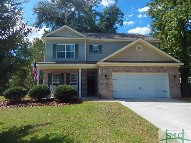 217 Mosswood Drive, Savannah, GA 31405 (MLS #214297) :: The Randy Bocook Real Estate Team