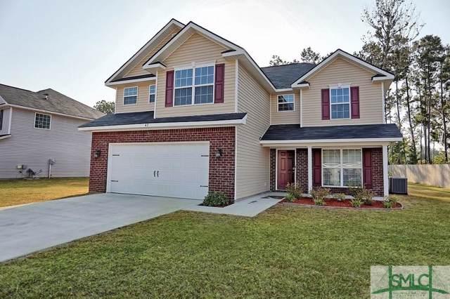 47 Autumn Rift Road, Midway, GA 31320 (MLS #214301) :: The Randy Bocook Real Estate Team