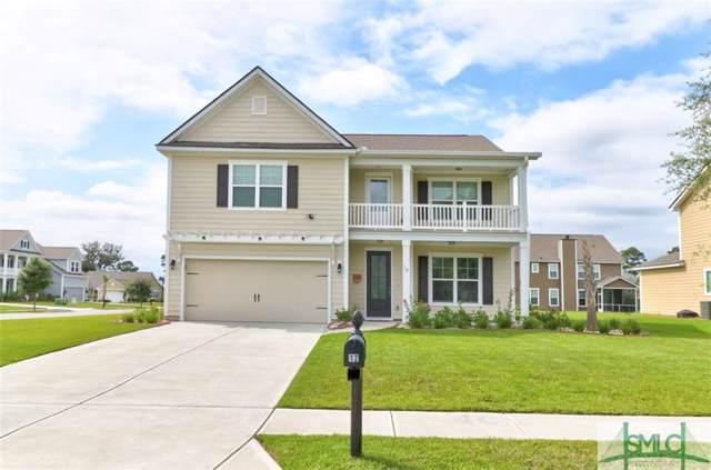 12 Archipeligo Lane, Savannah, GA 31419 (MLS #214308) :: The Arlow Real Estate Group