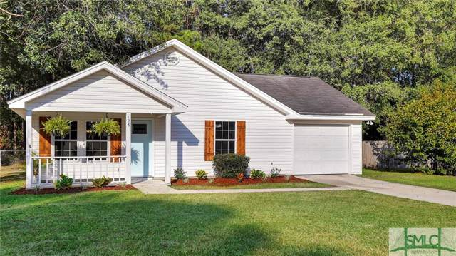 128 Rose Drive, Springfield, GA 31329 (MLS #214310) :: Keller Williams Coastal Area Partners