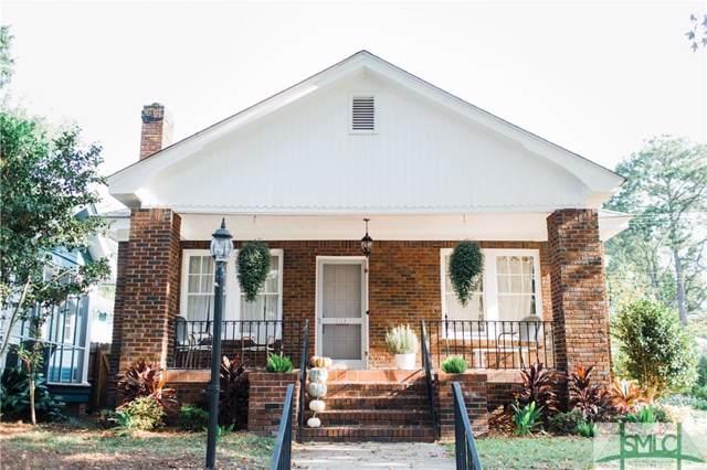 328 E 50th Street, Savannah, GA 31405 (MLS #214313) :: Keller Williams Coastal Area Partners