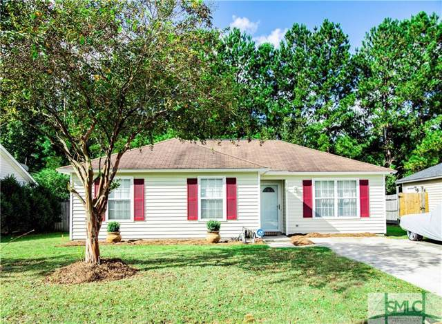 119 Blue Gill Lane, Pooler, GA 31322 (MLS #214317) :: The Randy Bocook Real Estate Team
