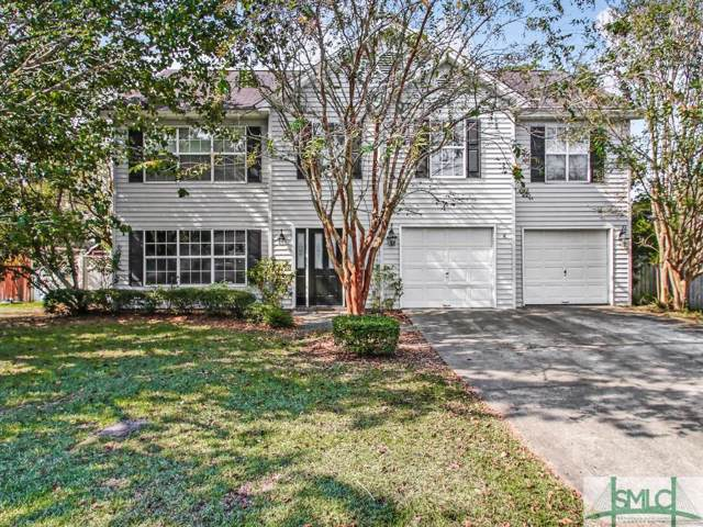 204 Longleaf Circle, Pooler, GA 31322 (MLS #214335) :: The Randy Bocook Real Estate Team