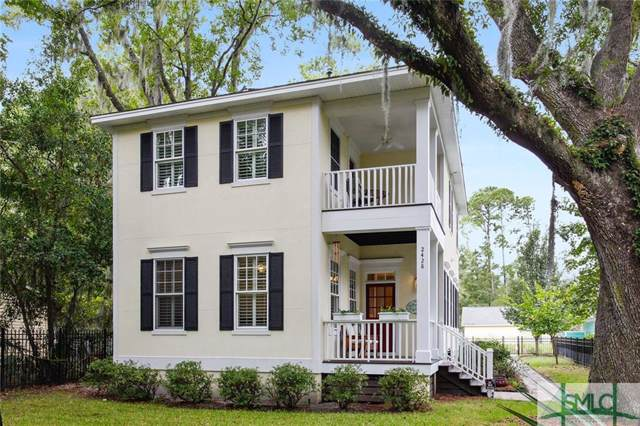2428 Norwood Avenue, Savannah, GA 31406 (MLS #214362) :: Teresa Cowart Team