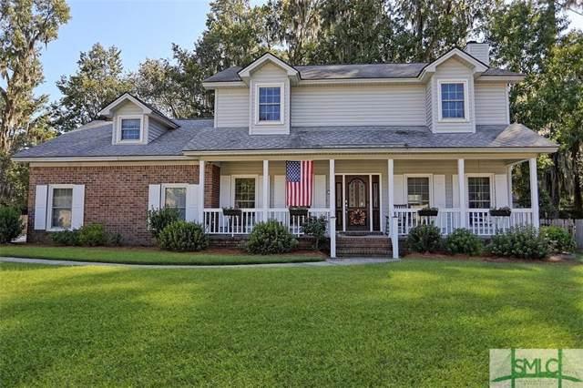 123 Windfield Drive, Savannah, GA 31406 (MLS #214364) :: The Sheila Doney Team