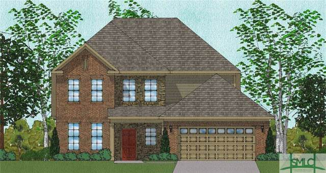 70 Hazen Drive, Richmond Hill, GA 31324 (MLS #214376) :: The Arlow Real Estate Group