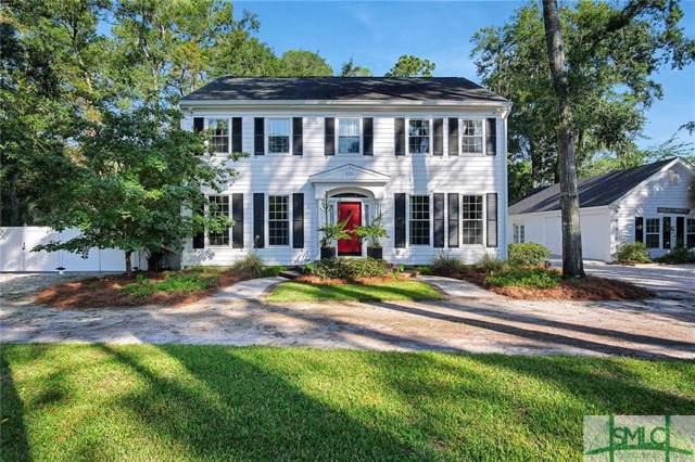 121 Mcintosh Drive, Savannah, GA 31406 (MLS #214377) :: Liza DiMarco