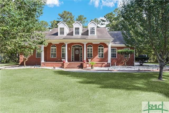 1910 Little Neck Road, Bloomingdale, GA 31302 (MLS #214390) :: The Randy Bocook Real Estate Team