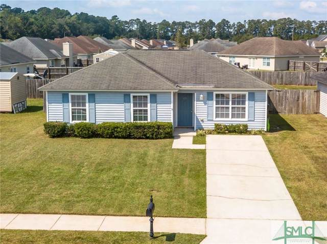 151 W Tisbury Lane, Pooler, GA 31322 (MLS #214400) :: The Randy Bocook Real Estate Team