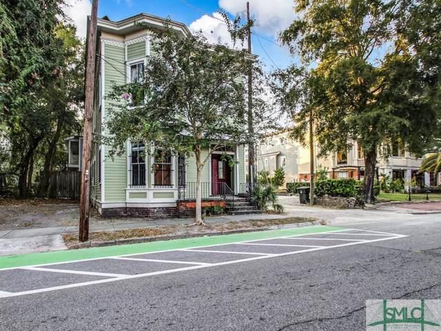 811 Lincoln Street, Savannah, GA 31401 (MLS #214410) :: McIntosh Realty Team