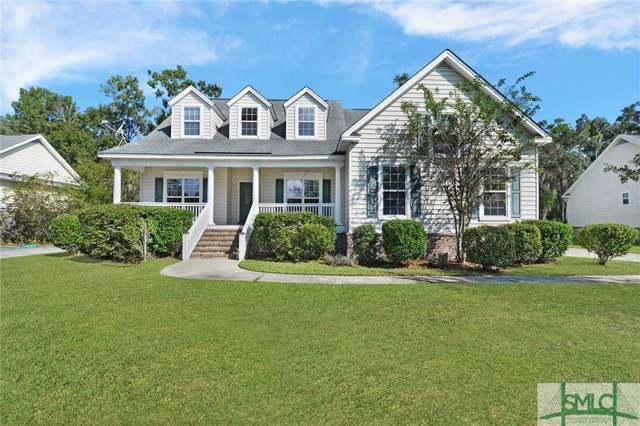 24 Lee Hall Drive, Savannah, GA 31419 (MLS #214417) :: Bocook Realty