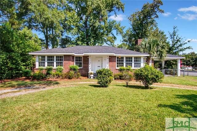 712 Columbus Drive, Savannah, GA 31405 (MLS #214441) :: The Randy Bocook Real Estate Team