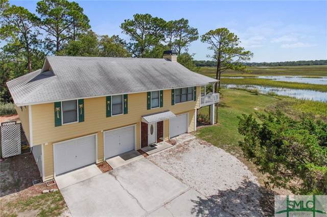1126 Us Highway 80 Road, Tybee Island, GA 31328 (MLS #214468) :: Coastal Savannah Homes