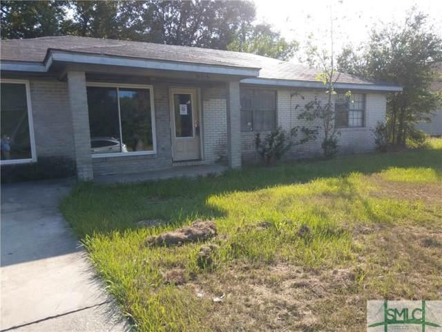 727 Dixon Street, Savannah, GA 31405 (MLS #214470) :: The Randy Bocook Real Estate Team