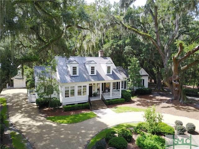 51 Clay Canal Way, Richmond Hill, GA 31324 (MLS #214479) :: The Arlow Real Estate Group
