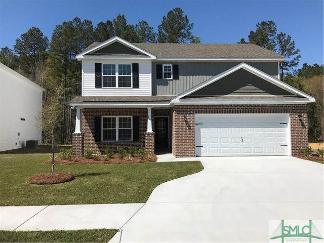 366 Coconut Drive, Bloomingdale, GA 31302 (MLS #214481) :: The Arlow Real Estate Group