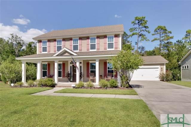 26 Gresham Lane, Savannah, GA 31419 (MLS #214493) :: The Arlow Real Estate Group