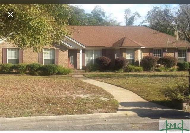 239 Cherokee Trail, Hinesville, GA 31313 (MLS #214500) :: Coastal Savannah Homes