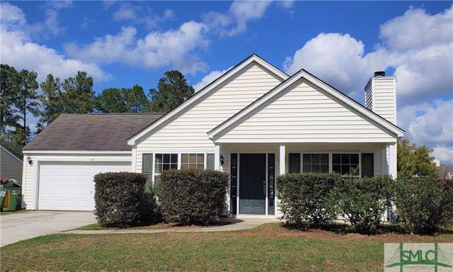 114 Rocking Horse Lane, Pooler, GA 31322 (MLS #214522) :: RE/MAX All American Realty