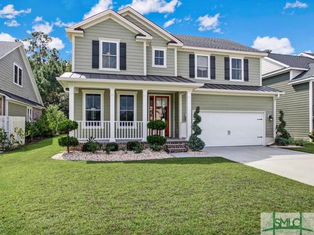 17 Misty Marsh Drive, Savannah, GA 31419 (MLS #214533) :: Keller Williams Coastal Area Partners