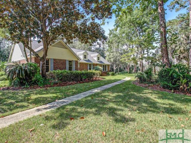 217 Calley Road, Savannah, GA 31410 (MLS #214535) :: Coastal Savannah Homes