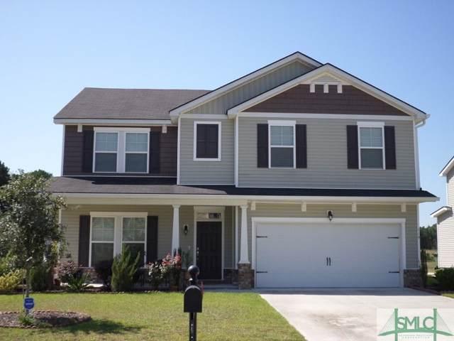 119 Endicott Drive, Savannah, GA 31419 (MLS #214536) :: Keller Williams Coastal Area Partners