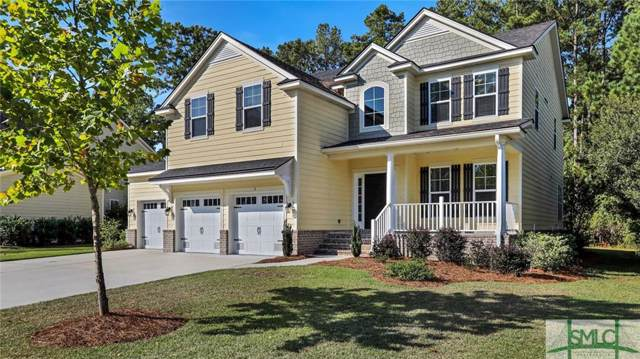 5 Wyndy Court, Pooler, GA 31322 (MLS #214545) :: Keller Williams Coastal Area Partners