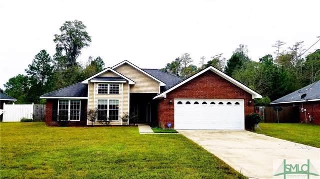 26 Idus Lane, Hinesville, GA 31313 (MLS #214557) :: Coastal Savannah Homes